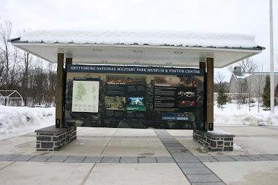 The Gettysburg Battlefield in Winter (part 1) Sue Baiman