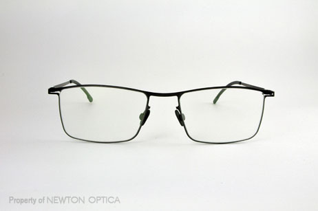 ce66fa371762 Mykita Bjorn in Blackberry. Flat metal stainless steel