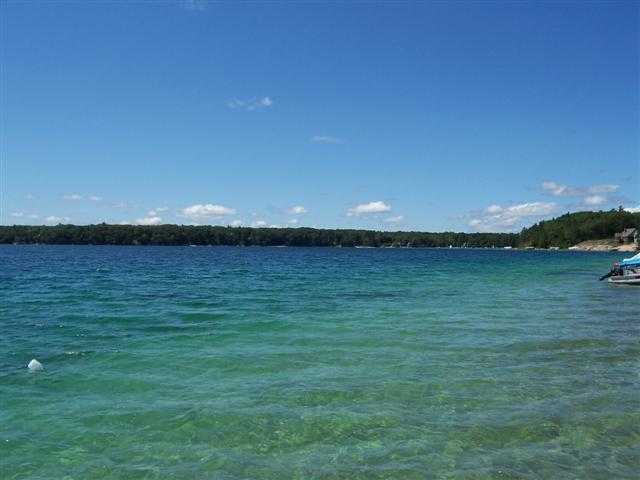 Kalkaska County's Bear Lake | H2OME ~ The Blog of Homewaters