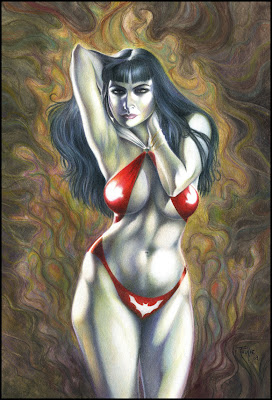 sarah michelle gellar as vampirella pictures