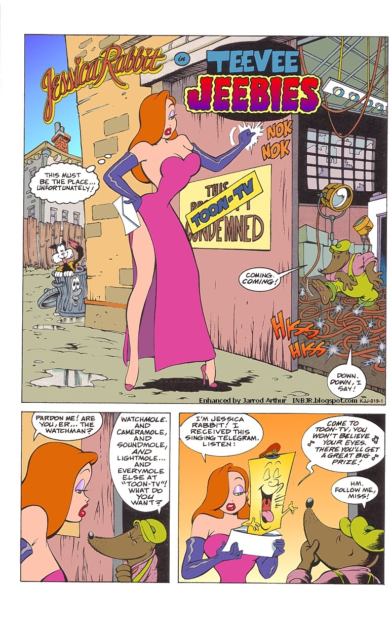 Share your Adult jessica rabbit toons are absolutely