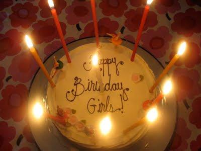 Dumpling Birthday Cake