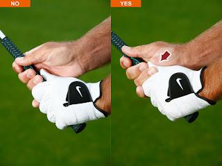 Posisi Tangan Dalam Ayunan Golf