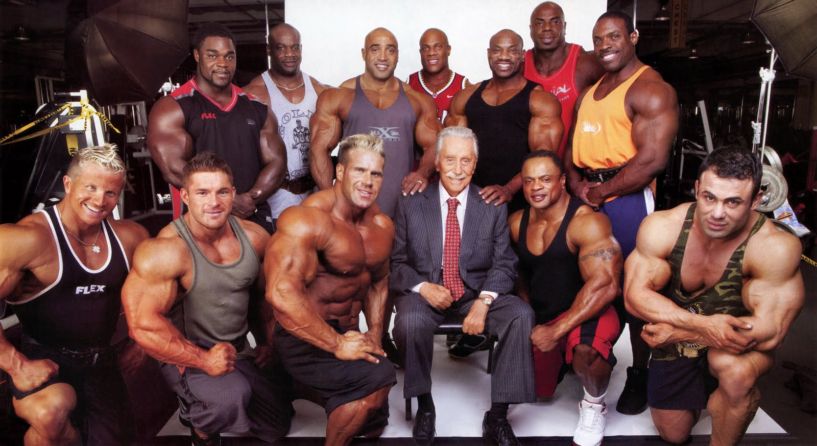 Bodybuilding Group 12