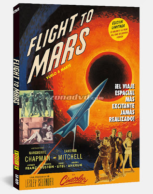 Flight to Mars 1951 (page 3) - Pics about space