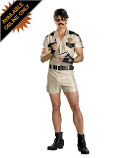 I mean who could resist someone dressed as Lt. Dangle from Reno 911? Not this TV girl.  sc 1 st  Tube Talk & Tube Talk: Halloween costumes for TV lovers