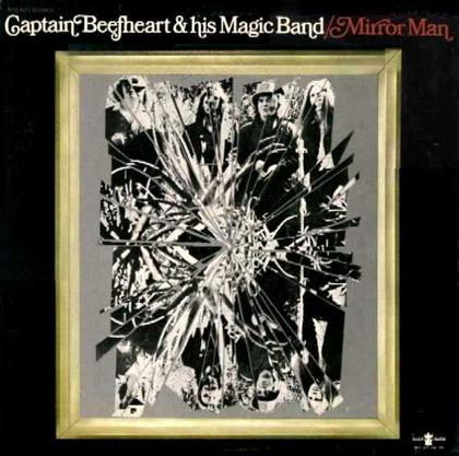 Image result for captain beefheart mirror man gif art images