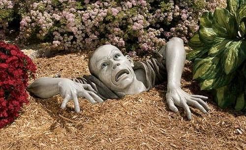 Estatuas Para El Jardin El Mundo Segun Kassiopea - Estatuas-de-jardin