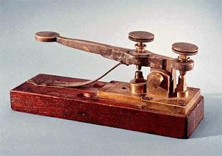 La primera máquina telegráfica de Claude Chappe
