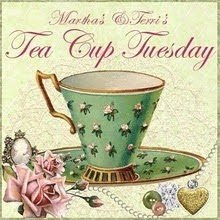 Tea Cup Tuesday by ARTFUL AFFIRMATIONS