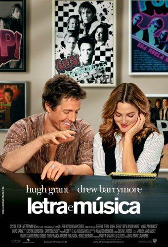 LETRA E MÚSICA com Hugh Grant e Drew Barrymoore: eu vi