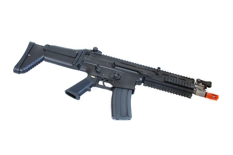 Pyramyd Airsoft Blog: Product Review - WE AWSS Mk16 GBB
