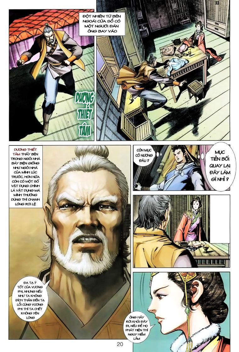 Anh Hùng Xạ Điêu anh hùng xạ đêu chap 14 trang 19