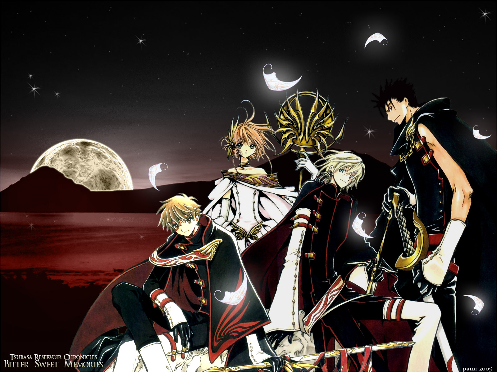 Love 2 Download Tsubasa Reservoir Chronicle Wallpapers