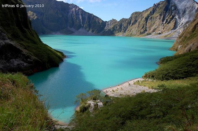 pinatubo bushwalking
