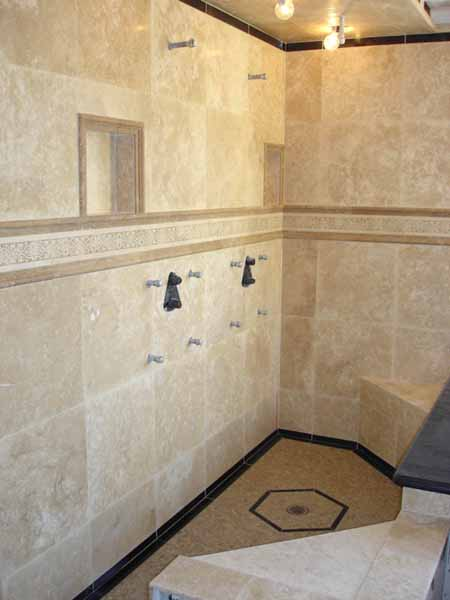 Floating A Mud Shower For Tile Or Stone