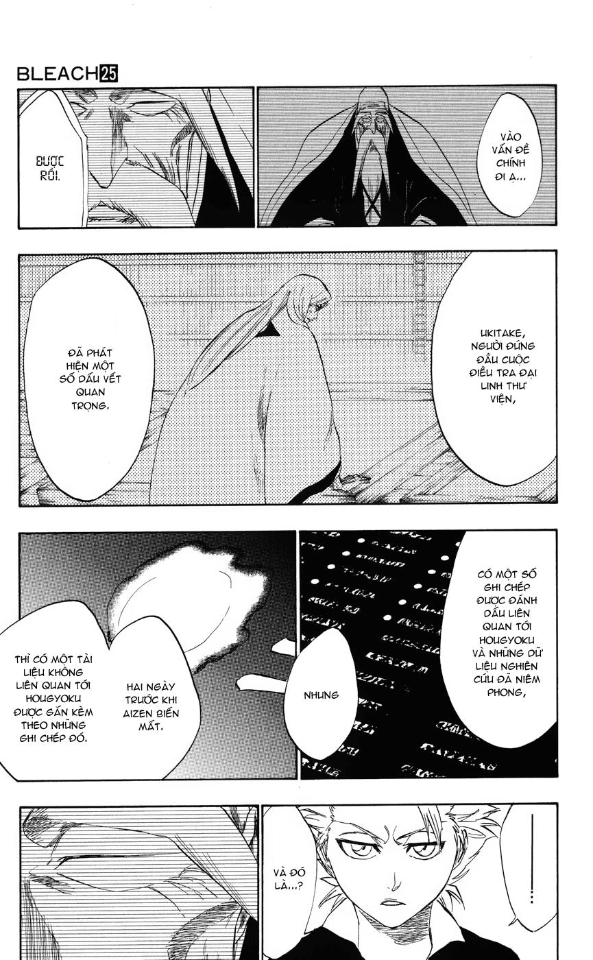 Bleach chapter 223 trang 6