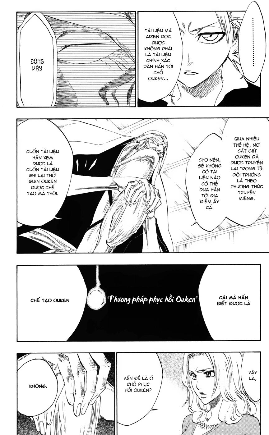 Bleach chapter 223 trang 9