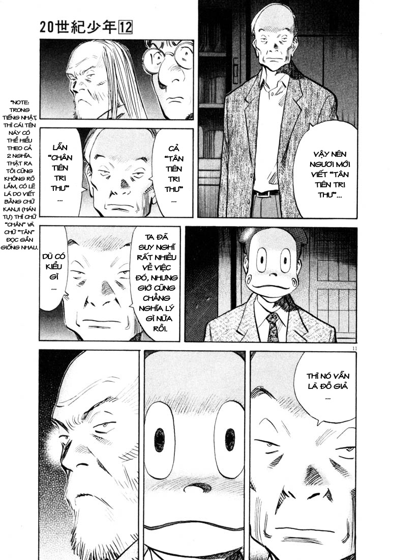 20th Century Boys chapter 132 trang 23