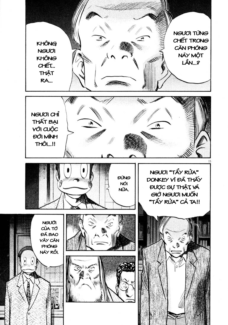 20th Century Boys chapter 132 trang 31