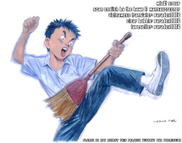 20th Century Boys chapter 132 trang 37