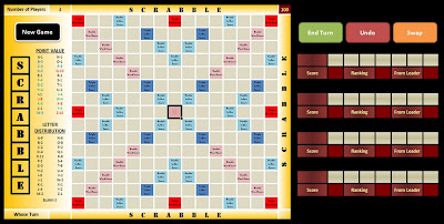 Antagonist placeholder for Blank scrabble board template