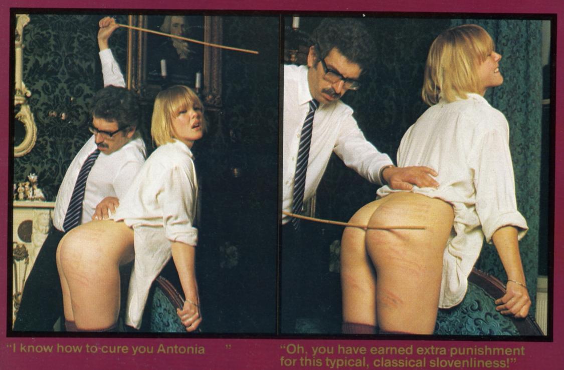 Theme spanking janus