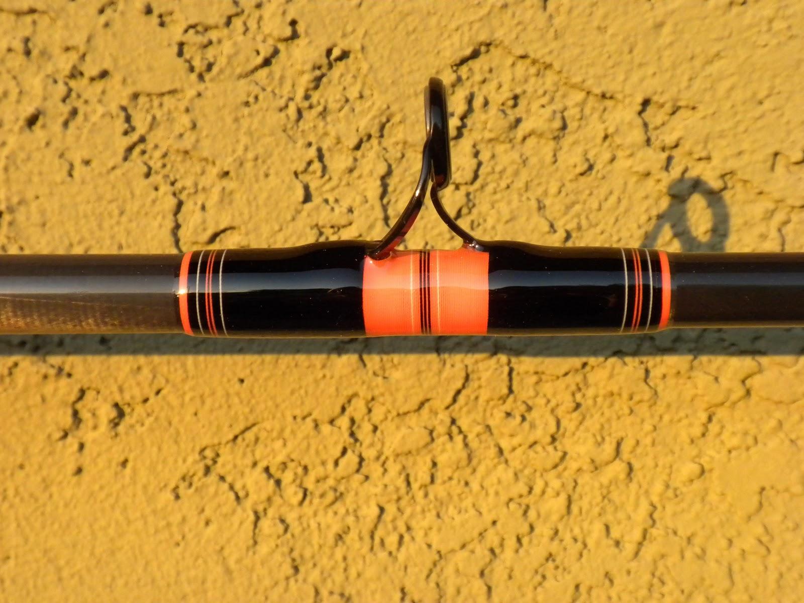 Jb Fishing Custom Calstar Rods