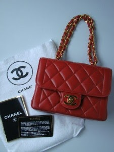 398e89746a66 I'm a big fan of Chanel anyway so to get a classic piece for such good  value makes me love this bag even more!