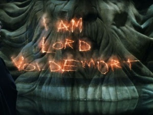 I am lord voldemort - must not be named