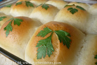 Herb-Topped Dinner Rolls
