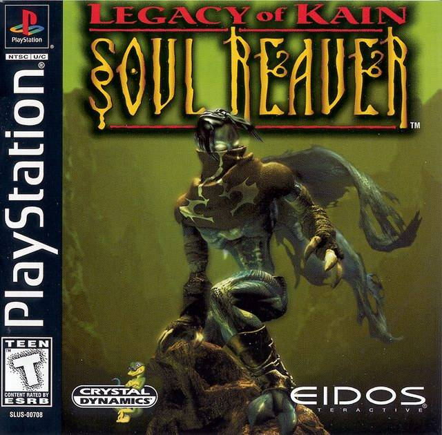 played two PS1 games today: