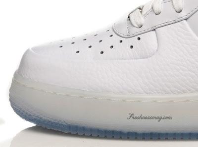 SoleSurvivor Detroit: Nike Air Force 1 Supreme ACG Huarache