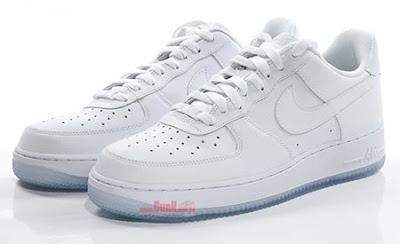 Haz todo con mi poder es suficiente Productivo  SoleSurvivor Detroit: Nike Air Force 1 White/White/ICE 2009