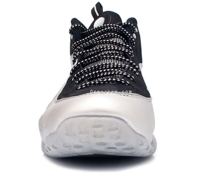 online store 96a6f 01e03 ... Tim Duncan inspired Total Air Foamposite these look  Reputation First  Wholesaler Nike Air 1 2 Half Cent Penny Black Metallic Silver Basketball  Shoes ...