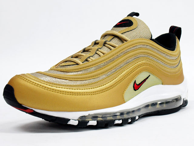 SoleSurvivor Detroit  Nike Air Max 97 Gold (2010 Release) Detailed Look ed0746c78