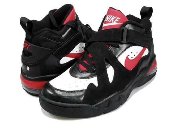 a5aa842a799e6d SoleSurvivor Detroit  Nike Air Force Max CB Black White Red Returns ...