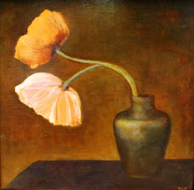 Poppies in Vase