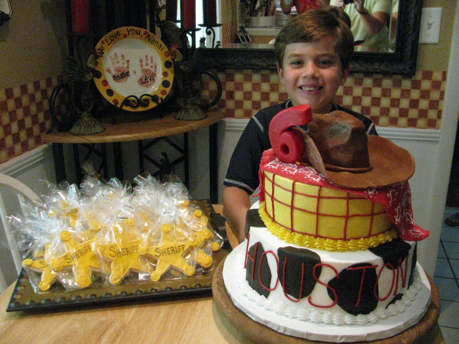 The Dessert Box Toy Story Inspired Cake