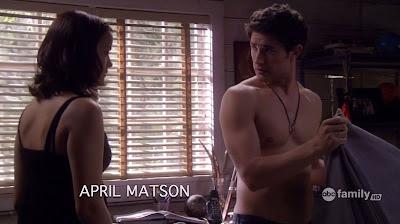 Andromedahigh Matt Dallas Se Desnuda En El último Episodio De Kyle Xy