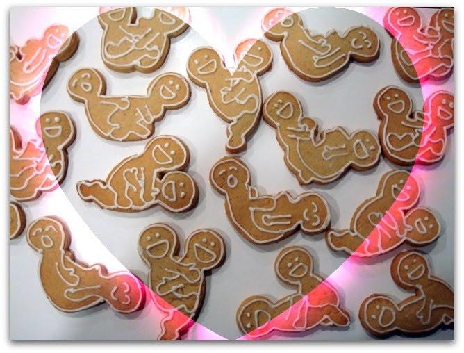 La casita verde galletas er ticas semana del amor - Decoracion erotica ...