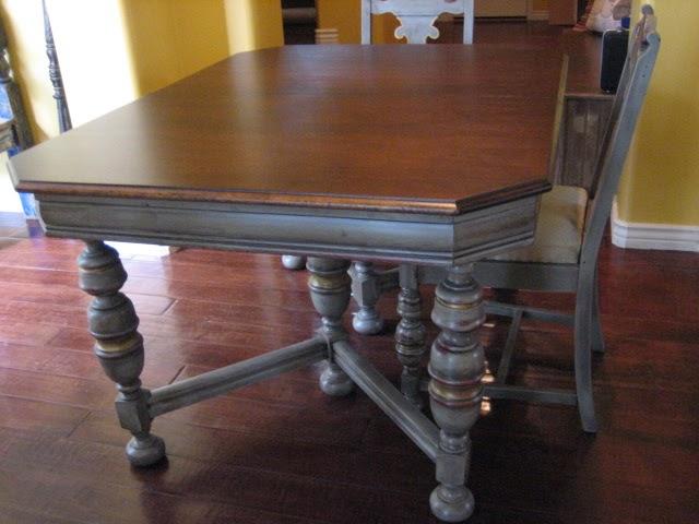 Kitchen Table Painting Site Pinterest Com