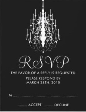 The Classy Woman Reader Request Handling Tardy Rsvp Responses