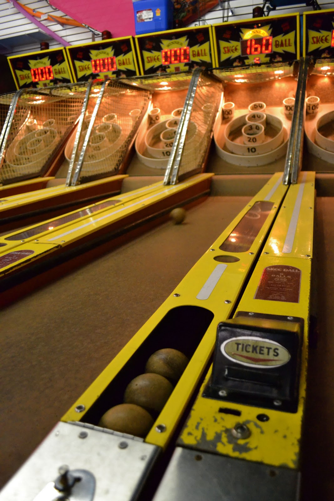 KKNY Save The Skee Ball Machines Of My Childhood