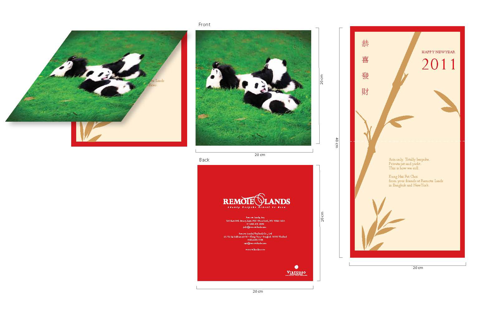 REMOTE LANDS  CHINESE NEW YEAR CARD 2011 . 1560 x 996.Cards For Chinese New Year