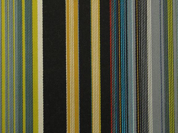 Black White Yellow Paul Smith Maharam Fabrics