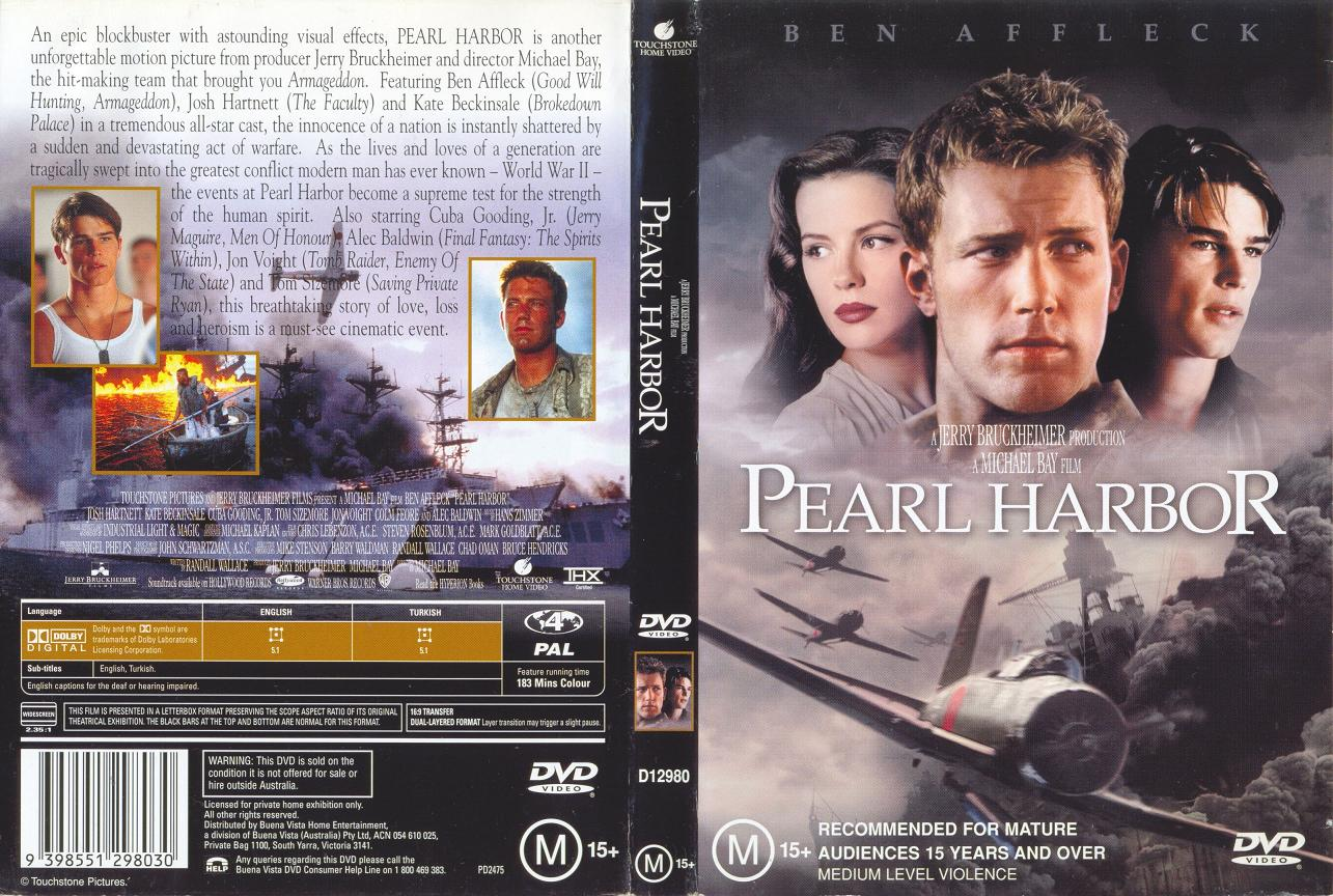 Movies Collection Pearl Harbor 2001