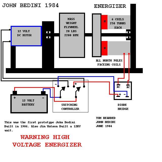 12 volt solar motion light wiring diagram free energy december 2010 motion light wiring diagram #9