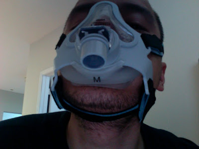 The Cpap Review Respironics Fulllife Cpap Mask Product