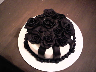 seven deadly sweets our cakes throughout the years black and white